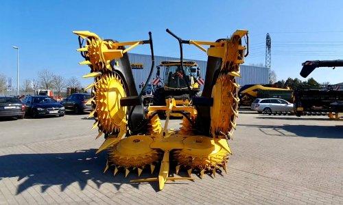 Maisvorsatz 750